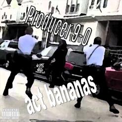 Act Bananas Cover