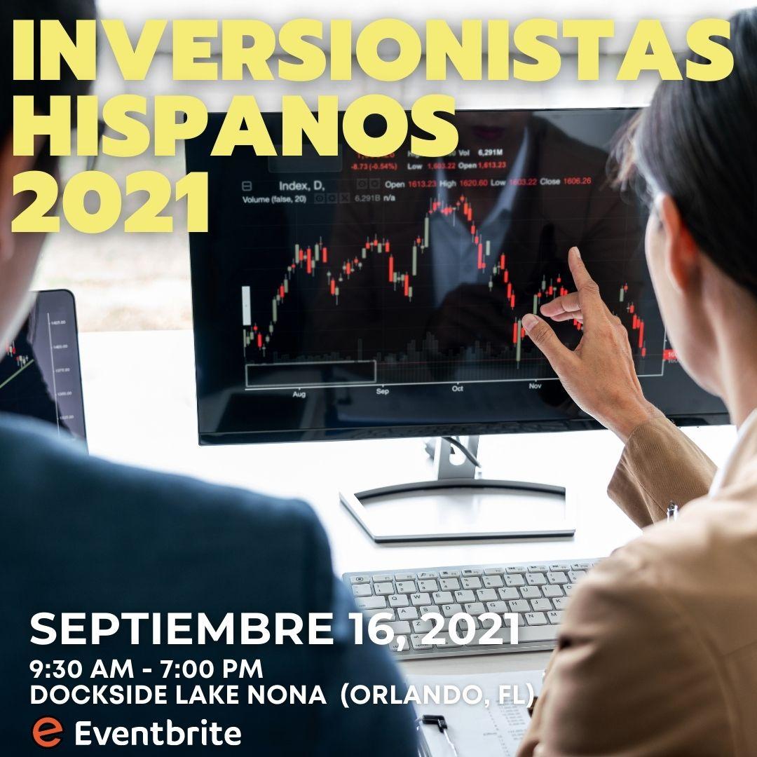 Inversionistas Hipanos 2021- Inversiones en USA