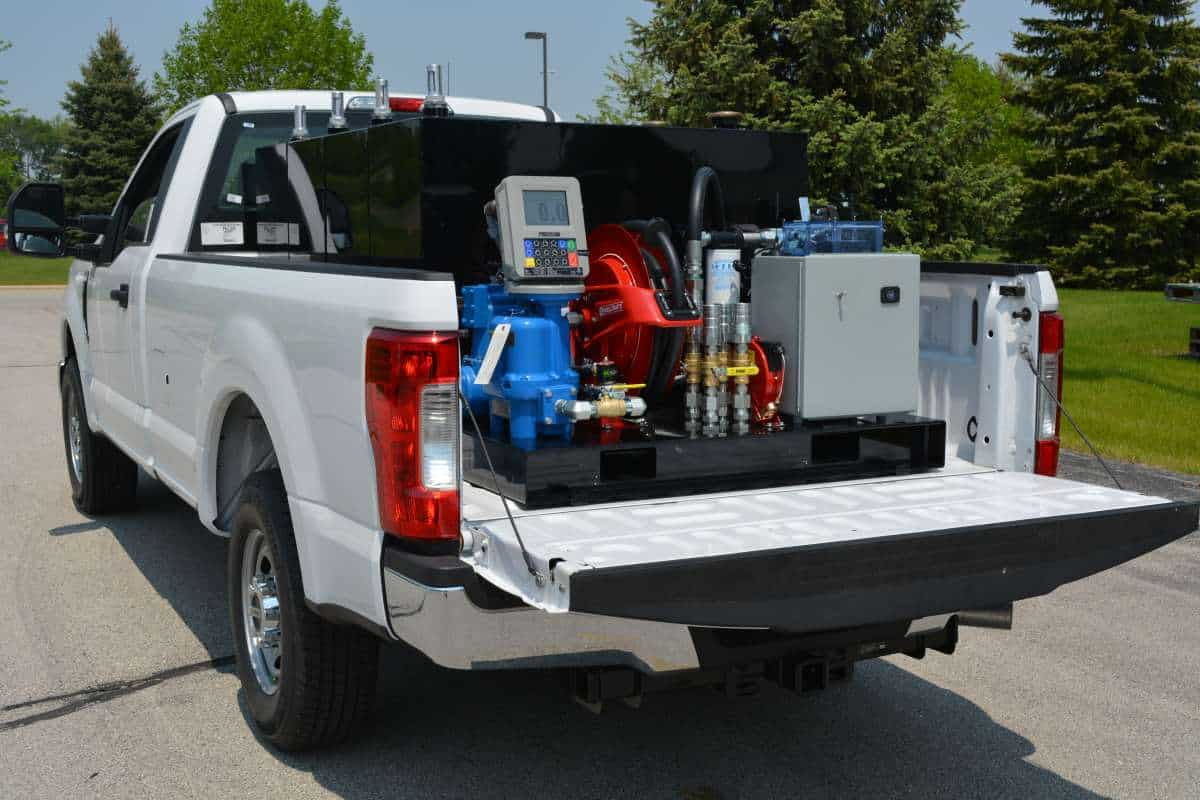 Robinson's skid-based solution is ideal for mobile fueling service -- Robinson, Inc.