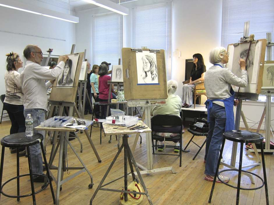 Fall Classes at The Center For Contemporary Art
