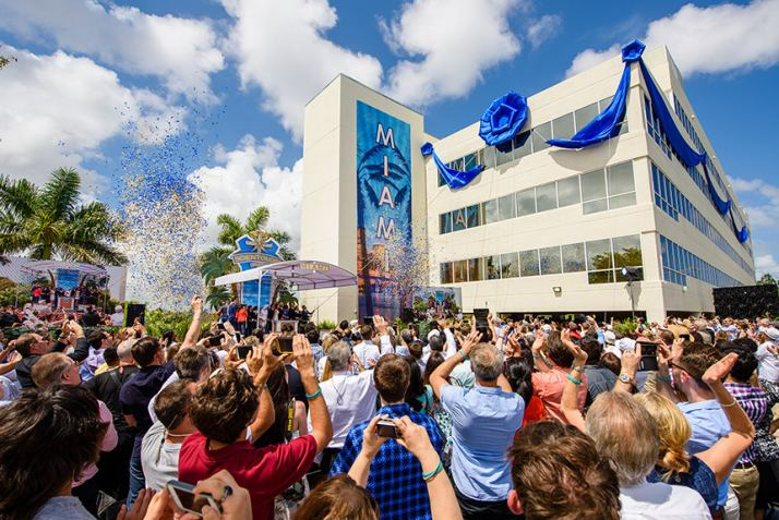 Church Of Scientology Miami Florida Opening