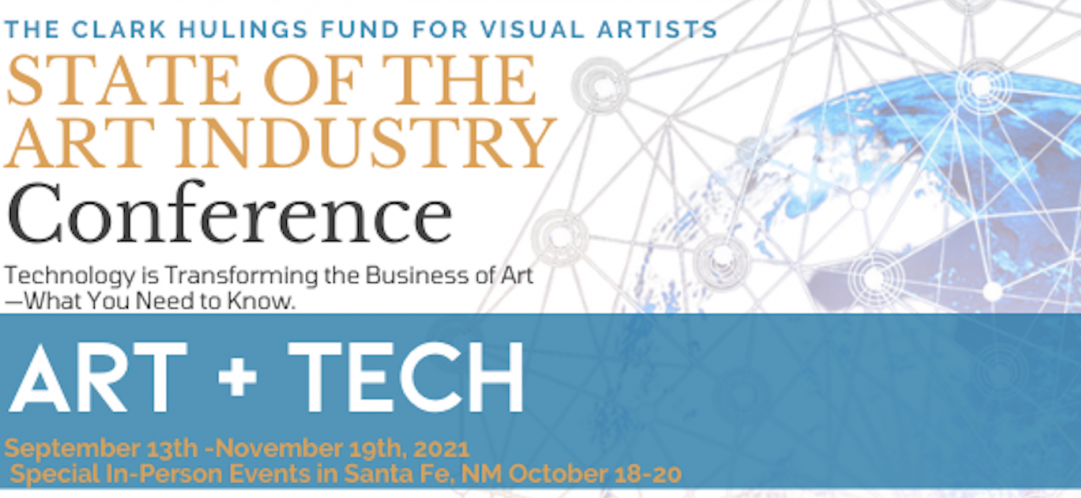 State of the Art Industry Conference: Art + Tech