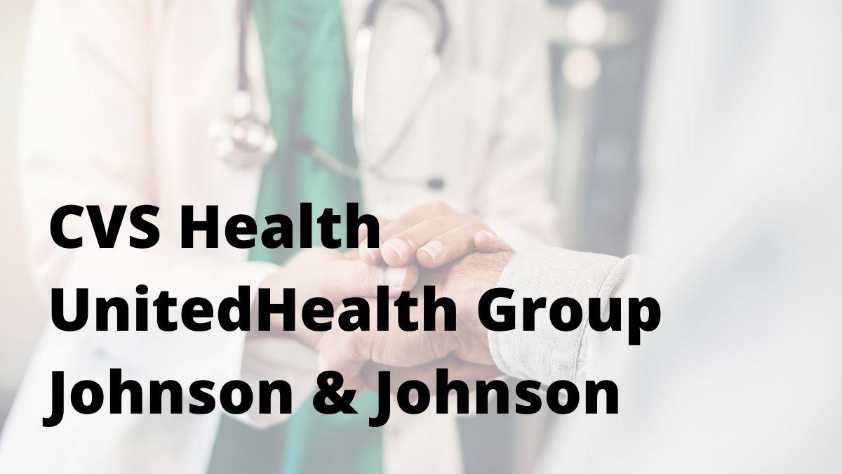 Cvs Health Unitedhealth Group Johnson Johnson