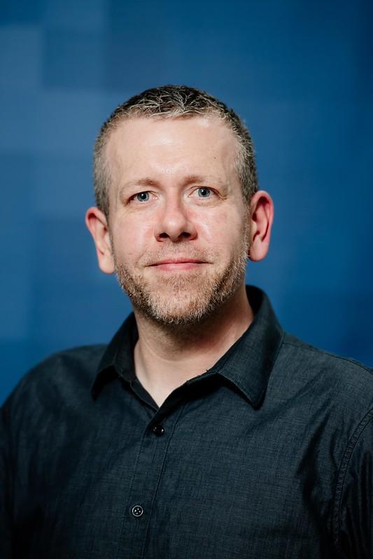 Brian Harvey, Director of Enterprise Engineering