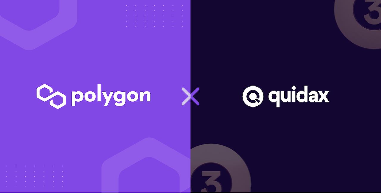 Polygon X Quidax Integration