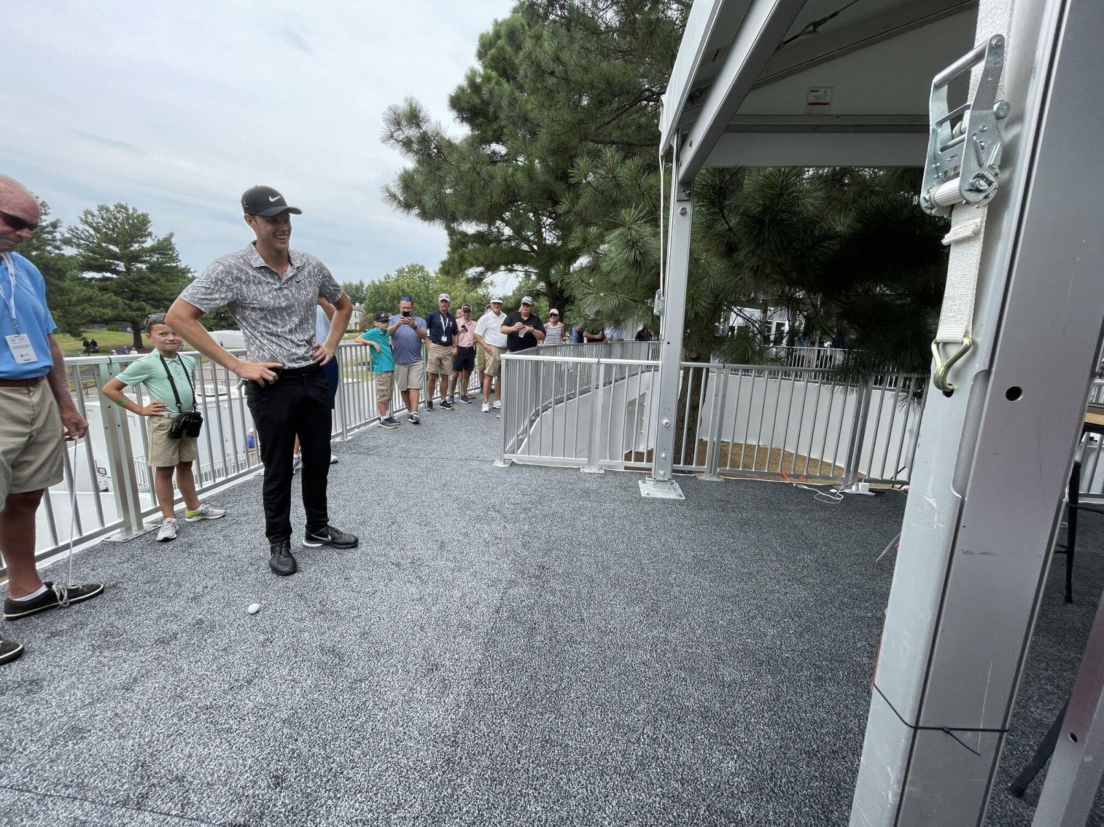 PGA golfer Cam Davis stopping by Planet Wealth