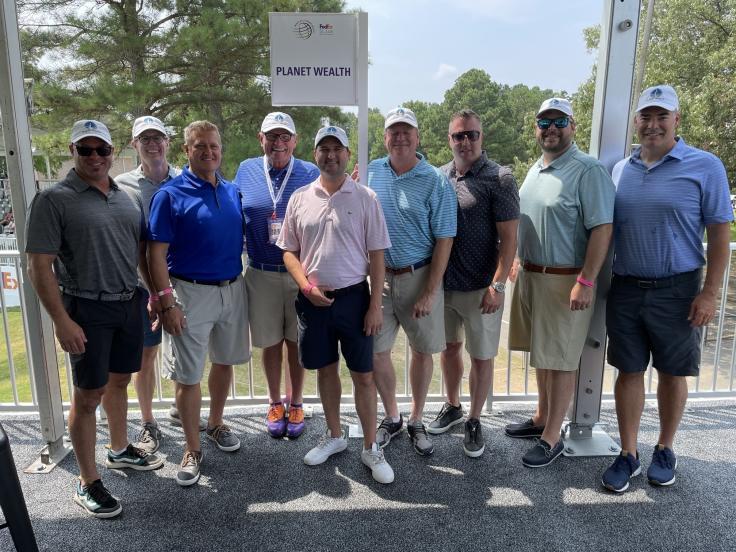 WGC Chairman Jack Sammons visits w/ Planet Wealth