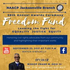 Freedom Fund Awards Ceremony 2021