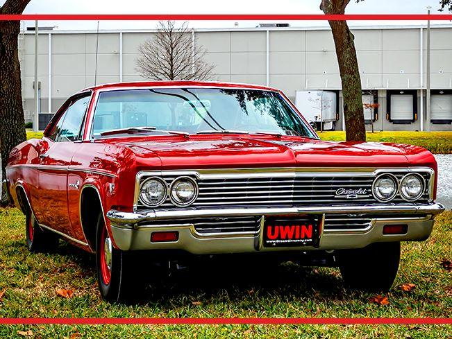 The Grand Prize Museum-Quality 1966 Chevy Impala
