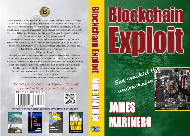 Blockchain Exploit Full Cover