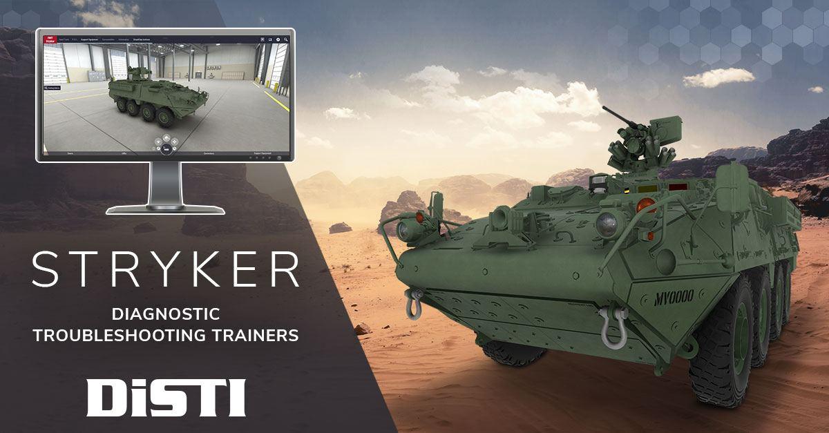 U.S. Army Stryker Virtual Trainer