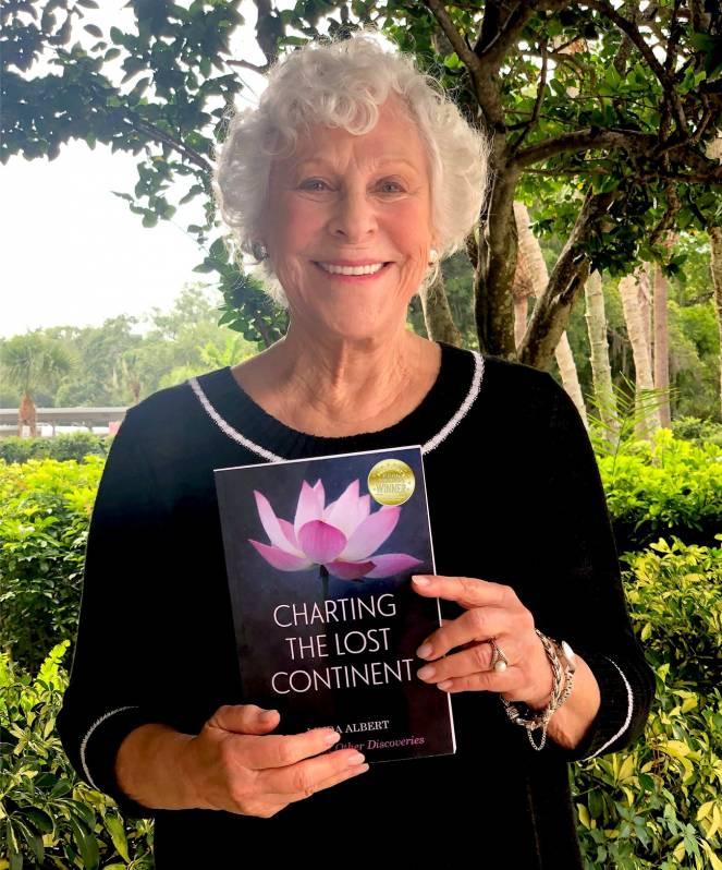 FAPA Gold Medal Book Award winner Linda Albert