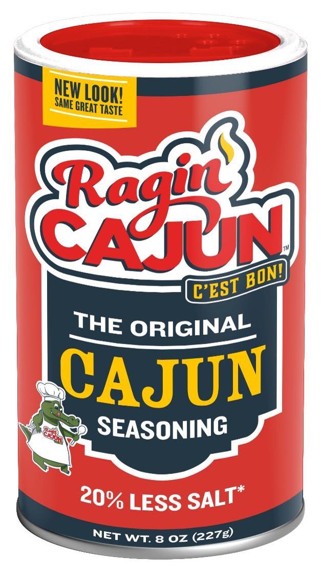 Ragin Cajun The Original Cajun Seasoning