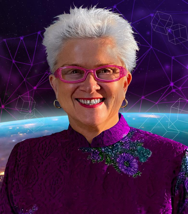 Dr Jane Thomason Headshot