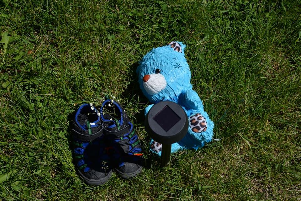 Teddy Bear Kamloops Indian Residential School