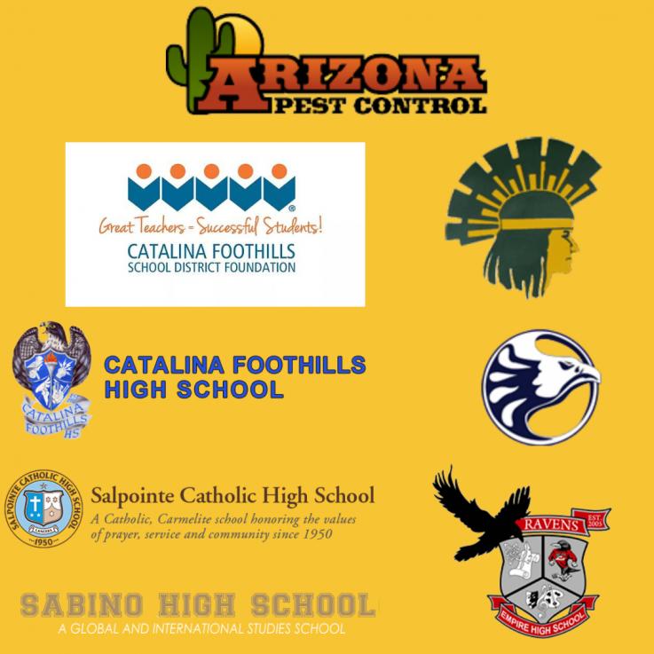 Arizona Pest Control Sponsorship