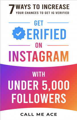 Get Verified On Instagram w/ Under 5,000 Followers