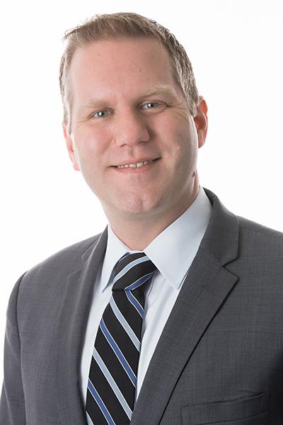 Brandon Waller, Senior Audit Manager
