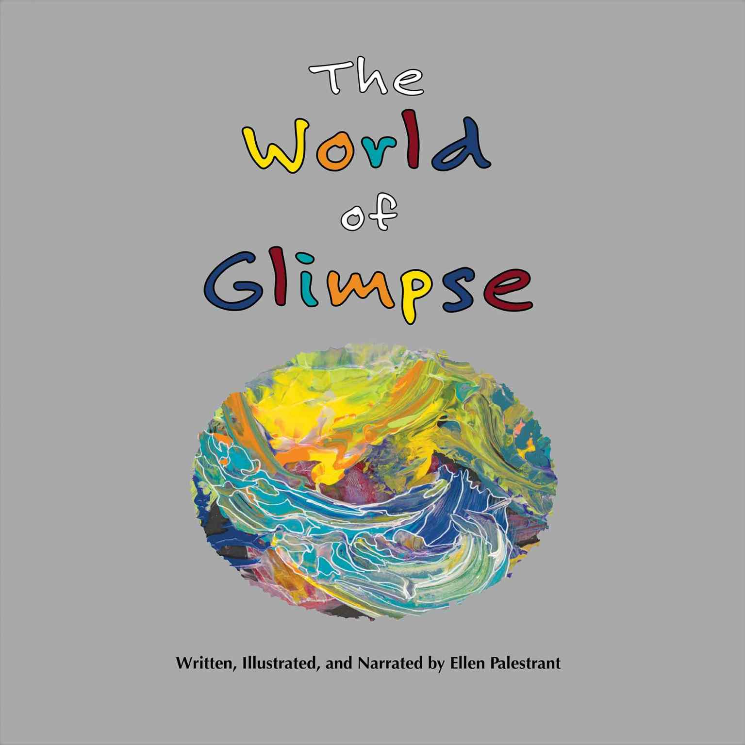 The World Of Glimpse Audiobook Cover