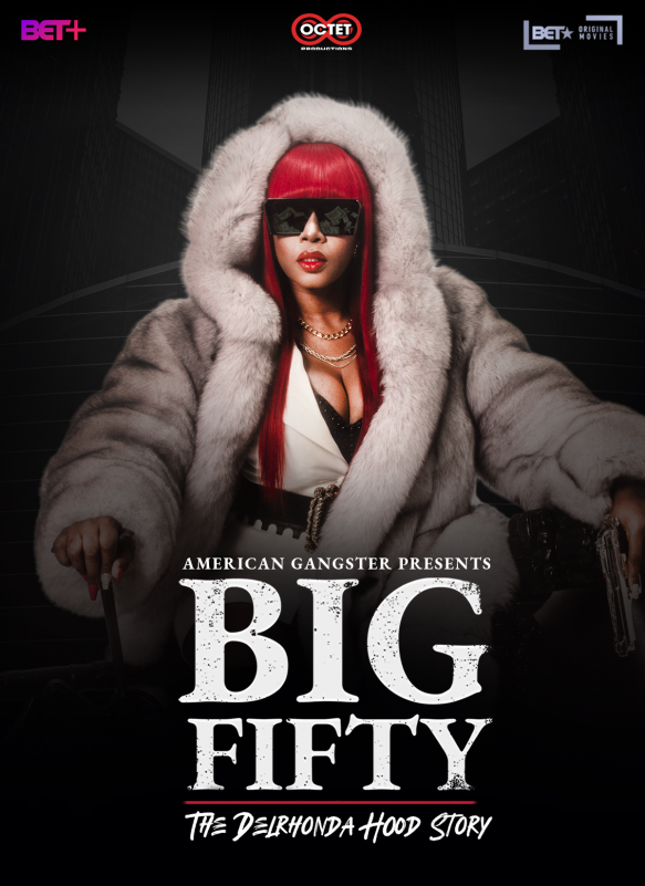 Remy Ma as Big Fifty (Movie Poster)
