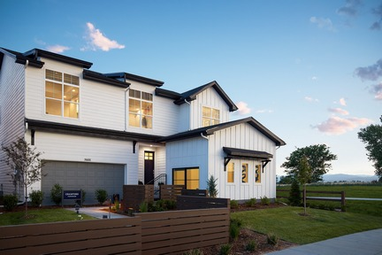 Toll Brothers Crawford Model Home
