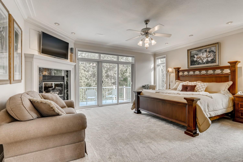 Master Bedroom in Ramsey