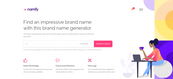 1000 Ideas For Your Brand Name Brand Name Generato