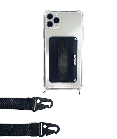 Crossbody Case With Detachable Strap