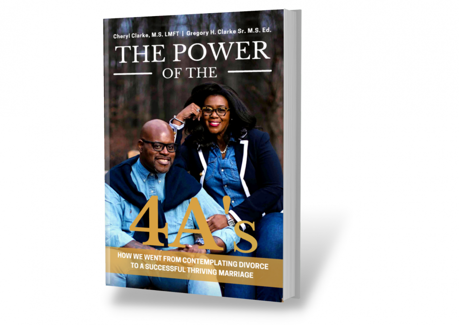 The Power Of The 4A's Book Cover