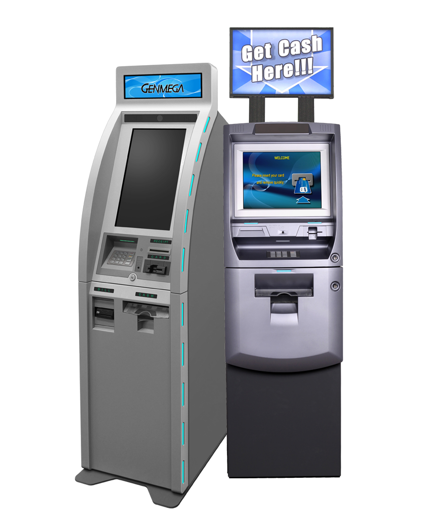 Genmega Kiosk & ATM