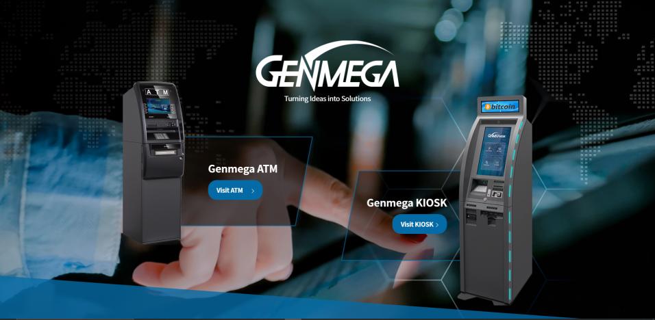 Genmega Website