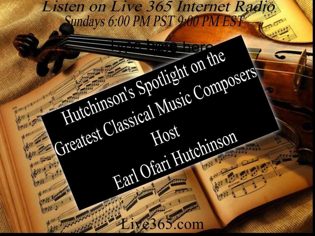 Hutchinson  Classical Radio