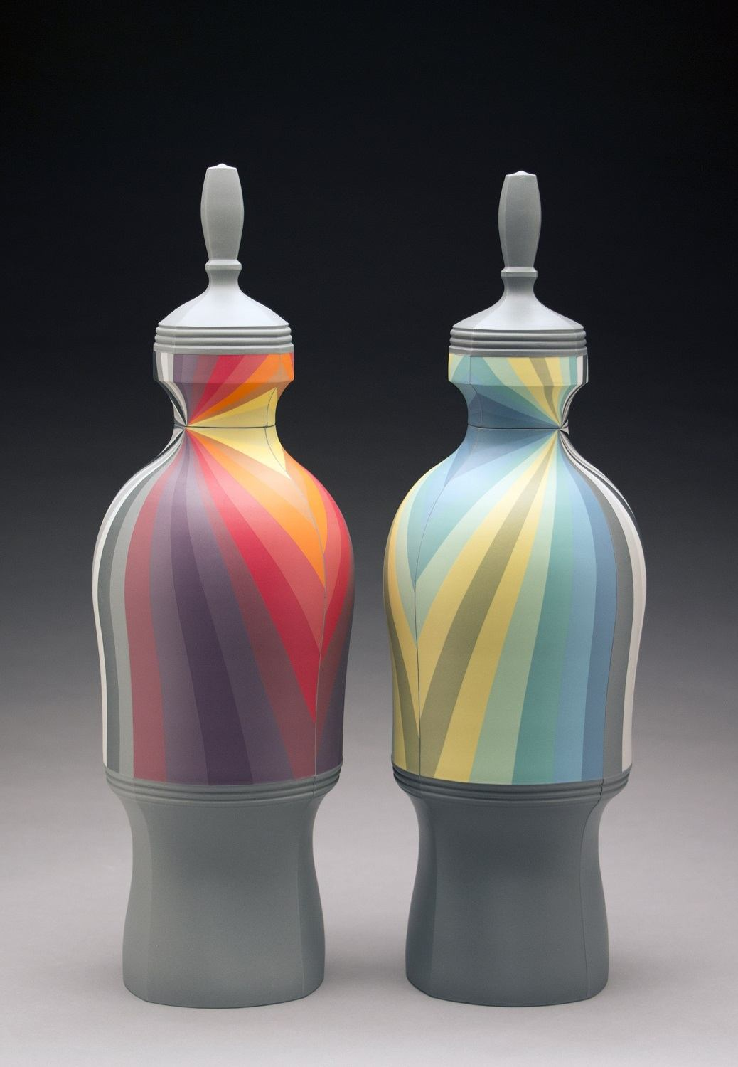 Warm And Cool Containers By Peter Pincus