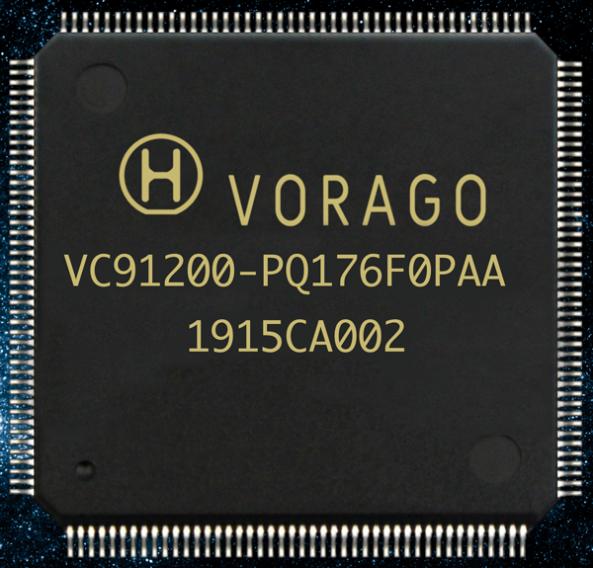 VC91200 - Radiation-hardened Latch-up Monitor IC