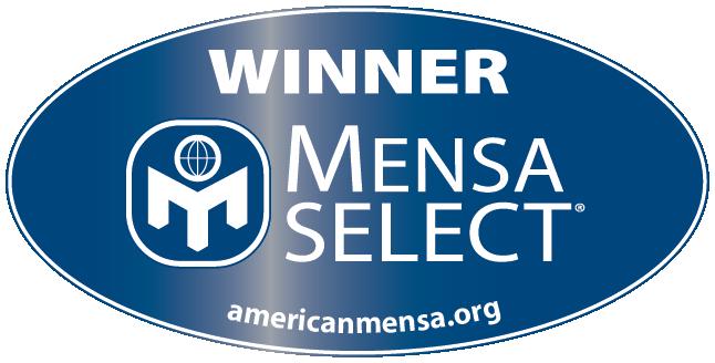 The Mensa Select seal