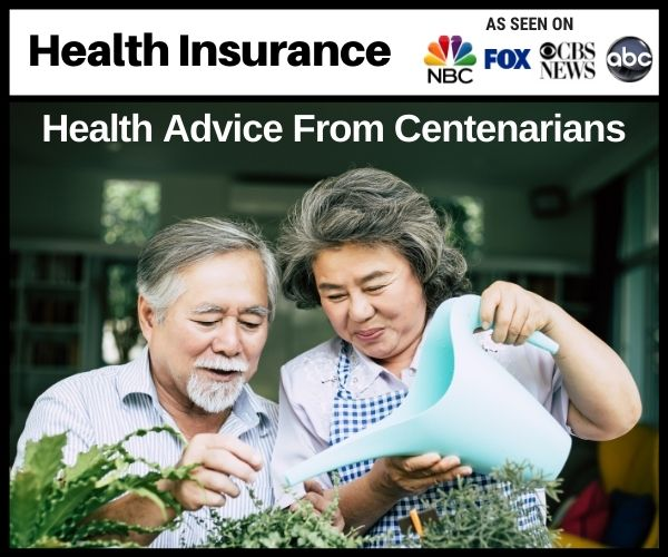 Health Advice Given From Centenarians