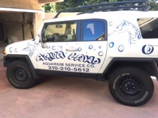 Aqua Man Truck