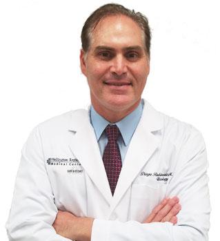 Board Certified Urologist Dr. Diego Rubinowicz