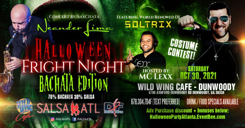 Halloween Party Atlanta