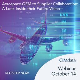 October educational webinar from CIMdata