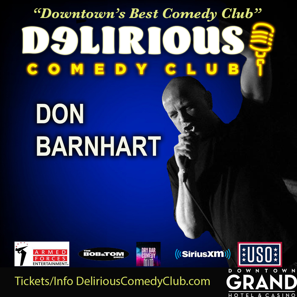 Don Barnhart Brings The Funny