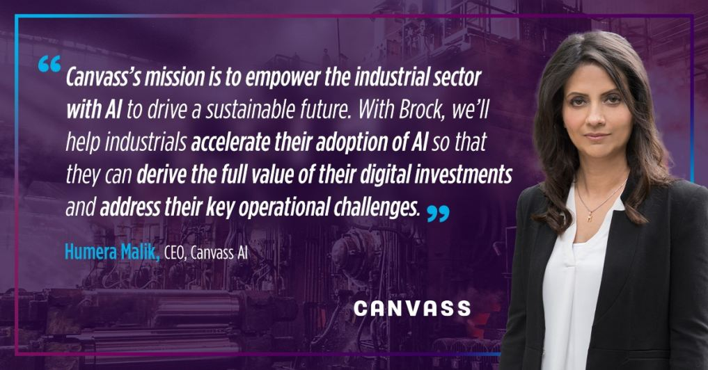 Humera Malik, CEO, Canvass AI