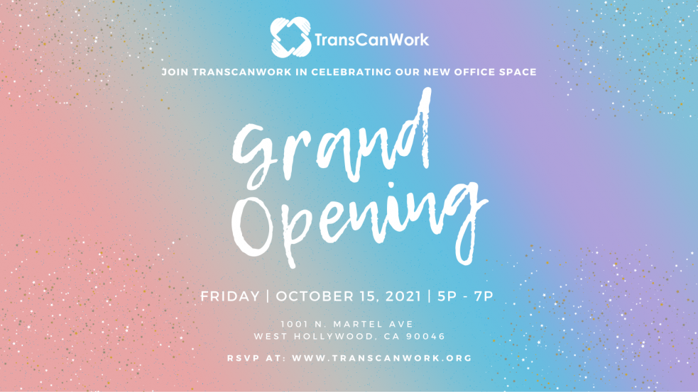Transcanwork Grandopening