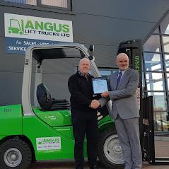 Award Winning Forklift Company