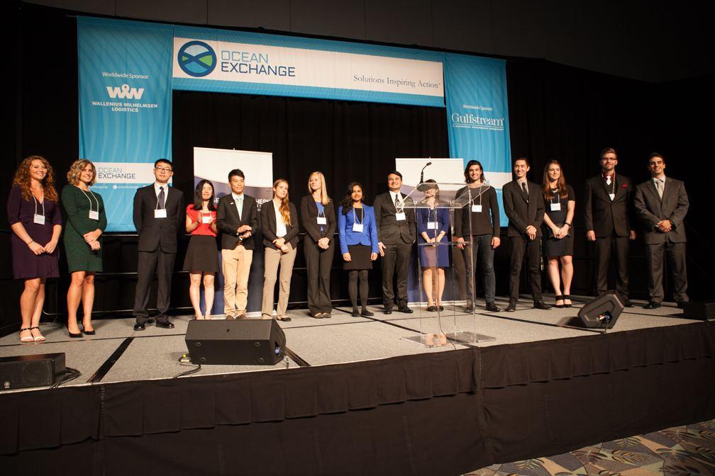 Ocean Exchange Collegiate Finalists