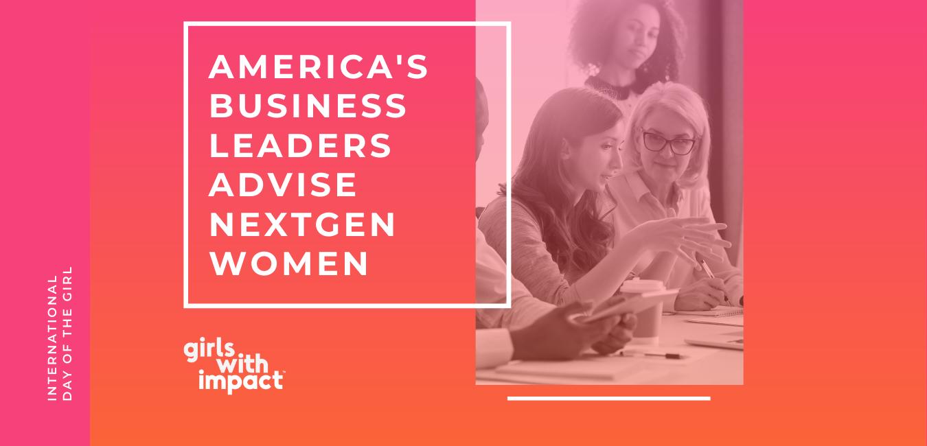 Girls With Impact -- NextGen Women Leaders