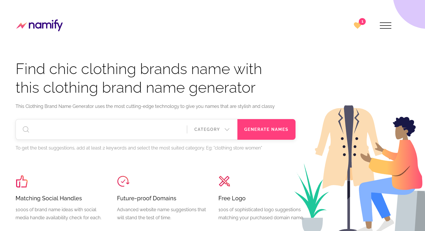1000 Catchy Clothing Brand Name Ideas In 2021 Free