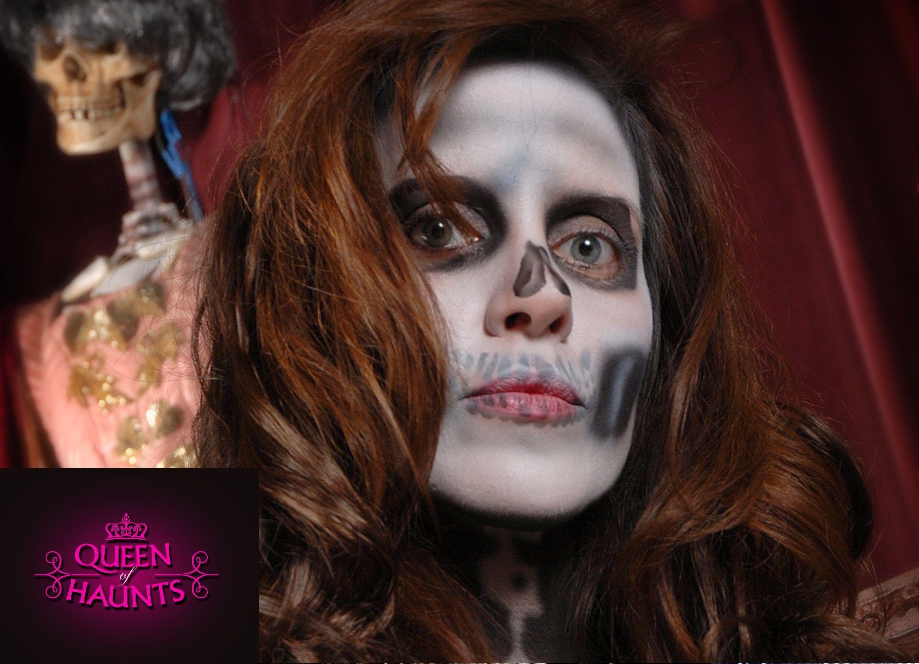 Queen of Haunts - A lifetime of haunting