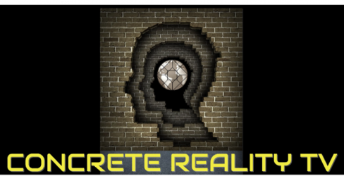 Concrete Reality Official Logo