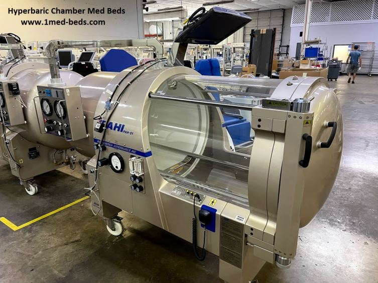 Hyperbaric Chamber Med Bed Technology coming soon
